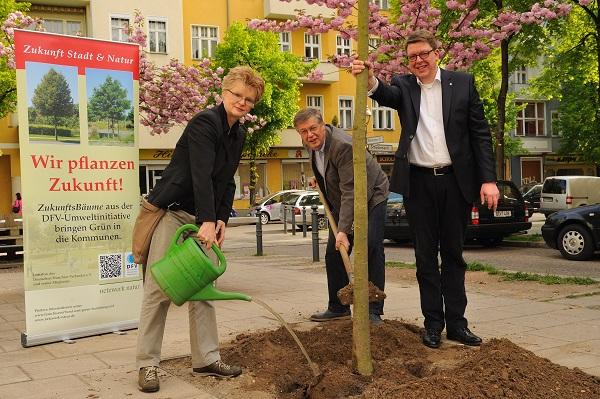 Start in Berlin-Neukölln