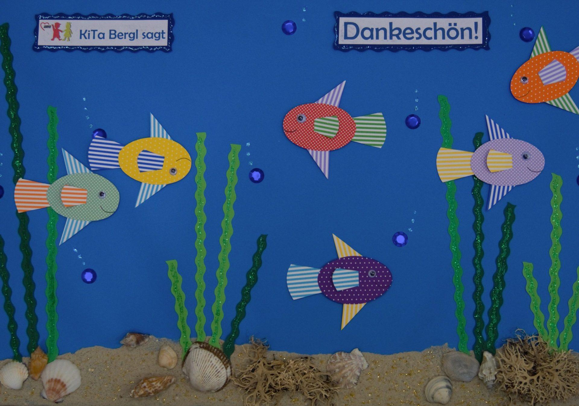 nn netzwerk natur, Übergabe des Wasserwelten-Aquariums in Schweinfurt 4