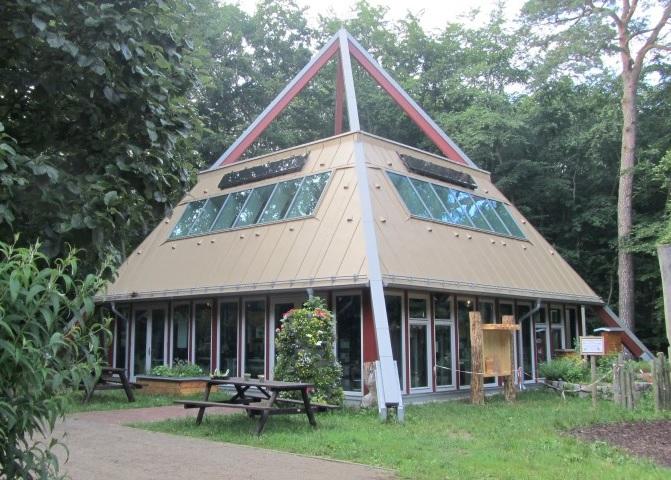 netzwerk natur, Wanderausstellung WALDGRÜN - STADTGRÜN, Naturschutzzentrum Krugpark Brandenburg an der Havel