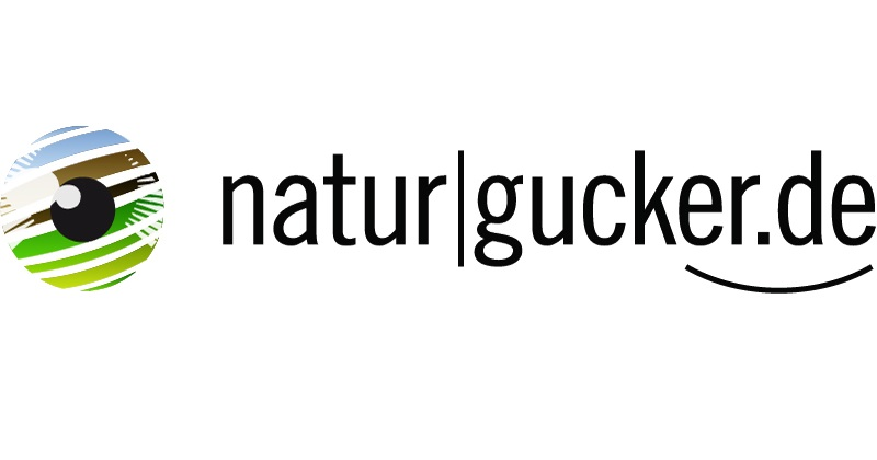 netzwerk natur, Logo naturgucker.de