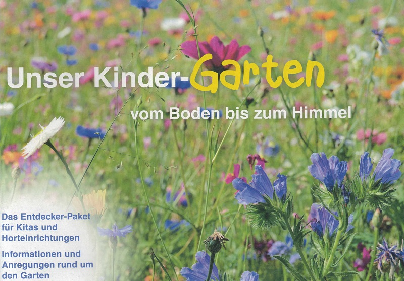 netzwerk natur, Broschüre des Entdecker-Pakets, Cover