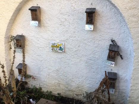 netzwerk natur, Übergabe des PflanzenWelten-Hochbeetes an der Ludwig-Thoma-Grundschule in Traunstein